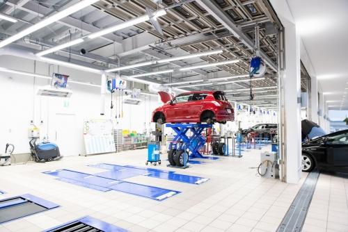 【自動車整備士】ボルボ・カー富山 #作業分に応じ給与もUP! #残業月18h