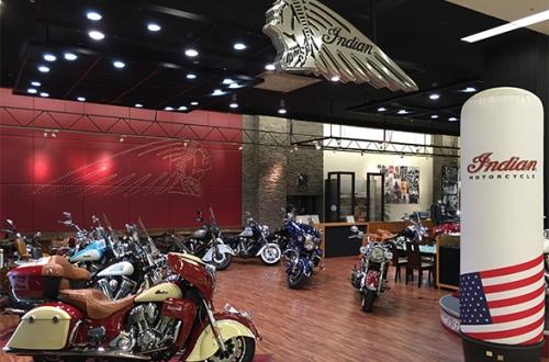 アメリカを代表する伝説のインディアンモーターサイクルの正規輸入販売元が運営するディーラーの整備士募集
