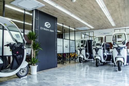 電気自動車(商用EV)の自動車整備士/土日祝休み/年間休日125日