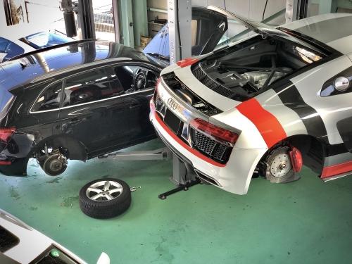 メカニック & 営業 Audiの整備やカスタマイズの受付をお任せ!経験者優遇!未経験OK!