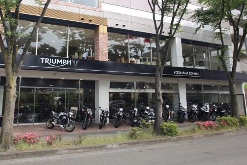 トライアンフ正規販売店 未経験者大歓迎!経験者優遇!誠実でバイク好きな方