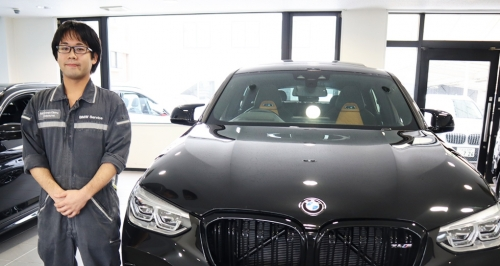 【千葉県船橋市】BMW正規ディーラーの自動車整備士求人!資格手当で給与大幅アップ!福利厚生も充実!