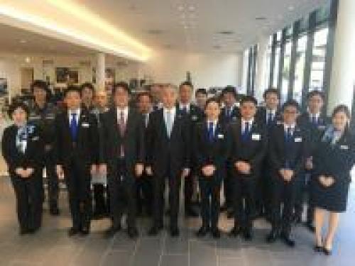 輸入車、ホンダなど16ブランドを愛知県を中心に53拠店を展開する正規ディーラーのアドバイザー募集