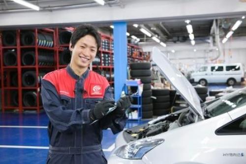 【オートバックスG│ピットマネジメント(全国)】人材の育成や売上管理など全体を管理をして頂きます!