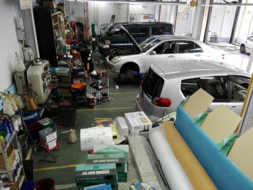 1階整備工場(2)