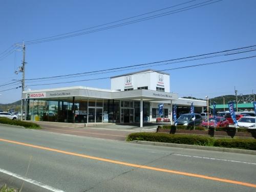 国道からの店舗の写真