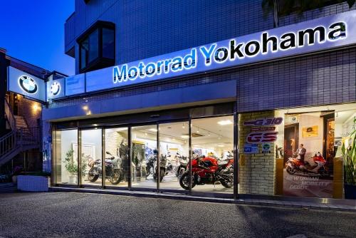 勤務地⑦ BMW モトラッド横浜