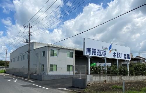 木野川倉庫の全景!