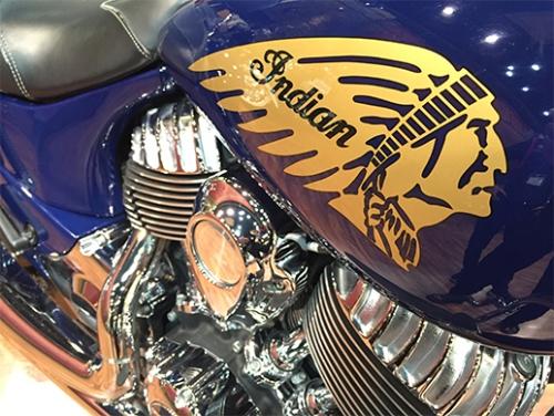 106年の歴史を持つアメリカンモーターサイクルメーカー