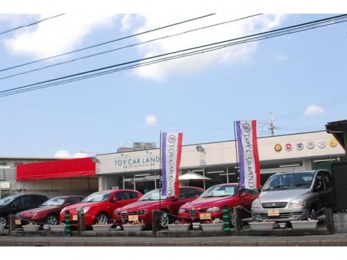 TOY CAR LAND栗東店展示場