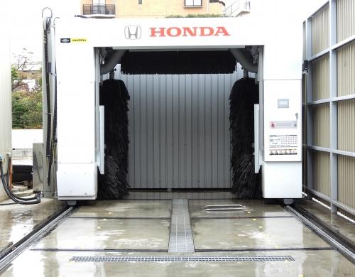 全拠点自動洗車機設置