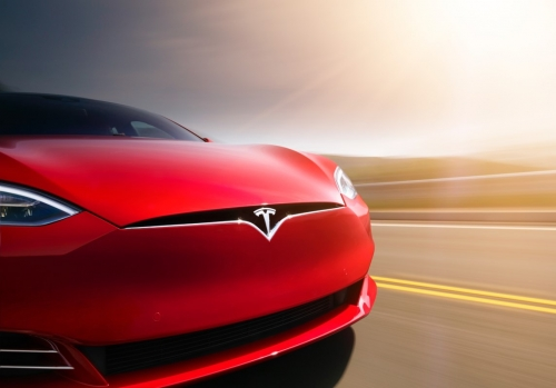 Tesla電気自動車