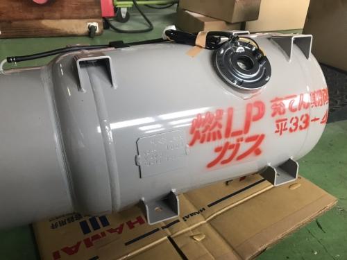 LPガスのタンク