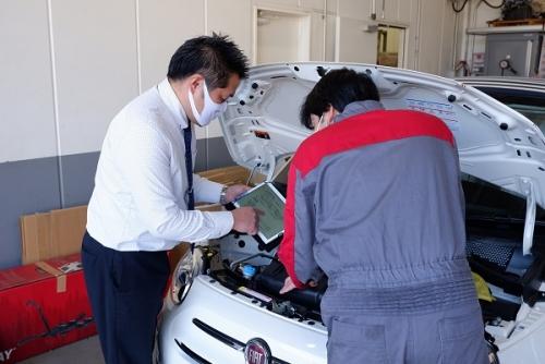 様々なブランドを扱う光岡自動車ならではの研修