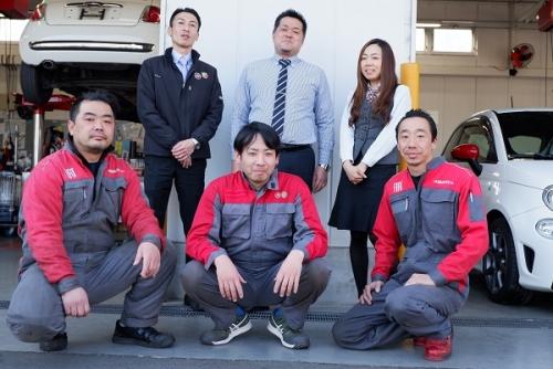 光岡自動車が運営する正規ディーラー。経営基盤も安心!