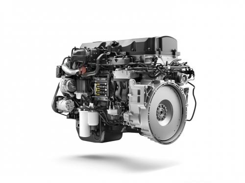 UDトラックスの大型トラックに搭載されているエンジン